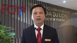 Giới thiệu Khoa Du lịch - Trường Đại học Công nghiệp Hà Nội