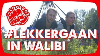 BATTLE in Walibi #LEKKERGAAN! - Coolbox #18