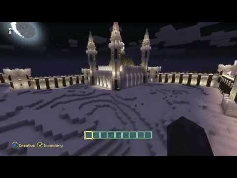 Minecraft xbox one: Arabian Mosque