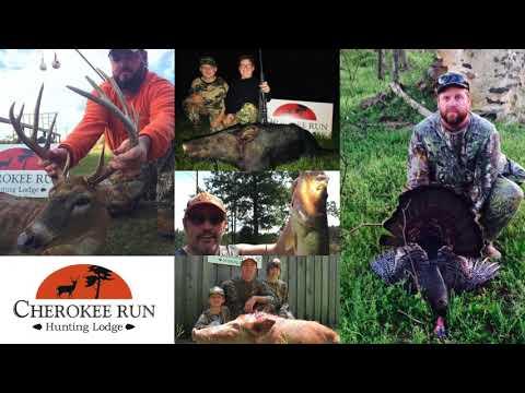 Cherokee Run Hunting Lodge