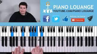 Tu frayes un chemin (Dieu est là) / Way Maker Sinach - PIANO LOUANGE