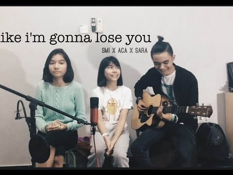 smi x aca x sara - like i'm gonna lose you (cover)