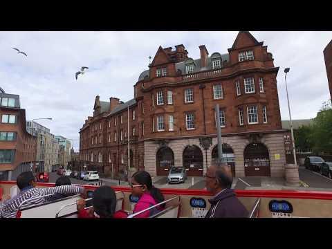 SCOTLAND BUS TOUR in EDINBURGH
