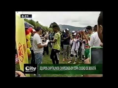 Así cubrió Citytv las finales de la Copa Ciudad de Bogotá - Torneo Apertura