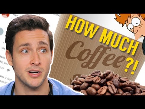 How Much Coffee Is Too Much? | Responding to Your Comments #10