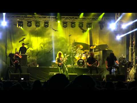 Satyricon - Live at Metalhead Meeting, Bucharest Romania  - June 12th, 2015