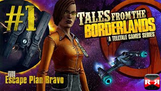 Tales from the Borderlands Episode 4: Escape Plan Bravo - iOS / Android - Gameplay Part 1
