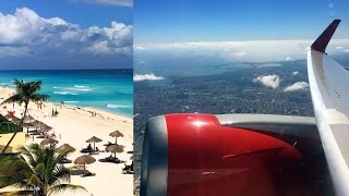 Video Cancun - Toronto Air Canada Rouge Boeing 767-300ER (C-GHLV) download MP3, 3GP, MP4, WEBM, AVI, FLV Juli 2018