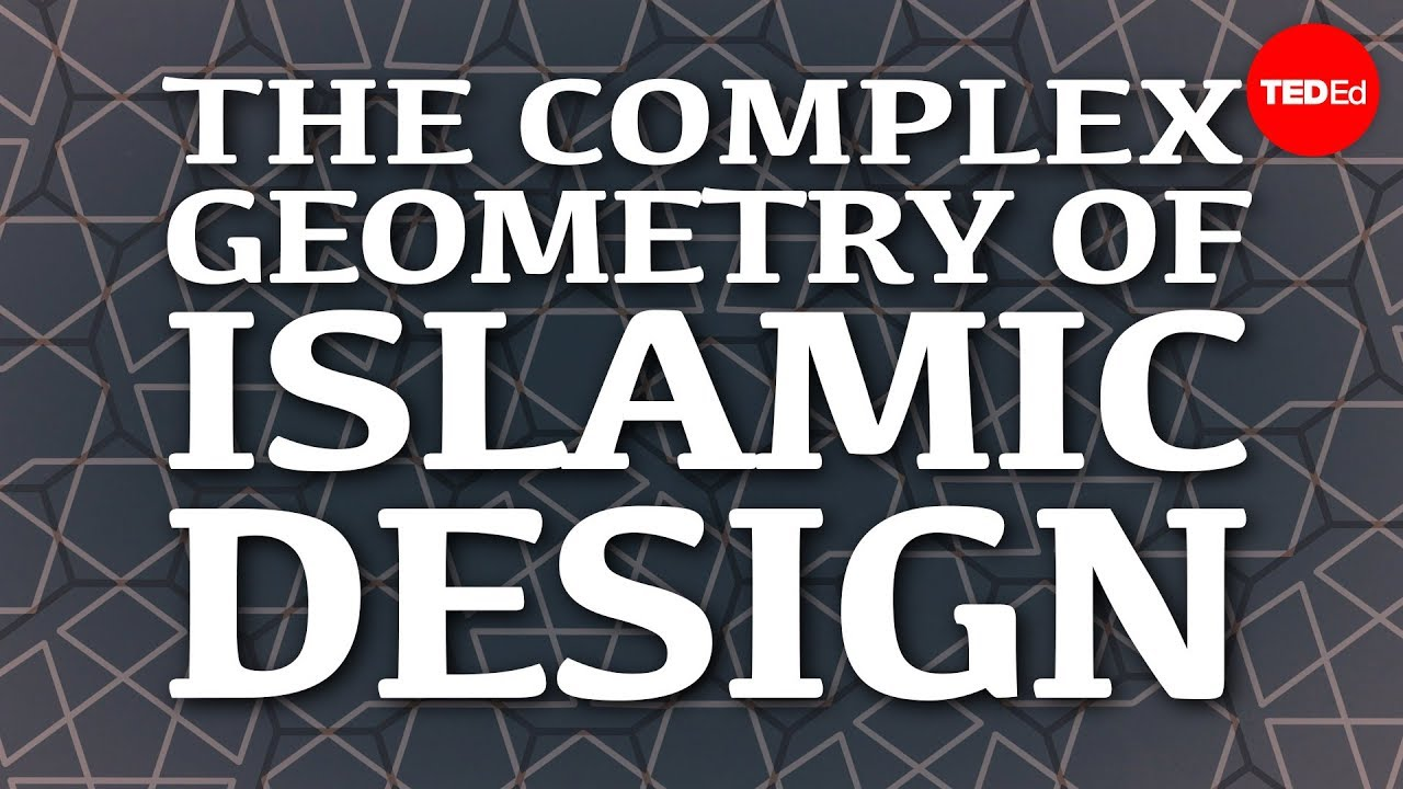 The Complex Geometry Of Islamic Design Eric Broug Youtube