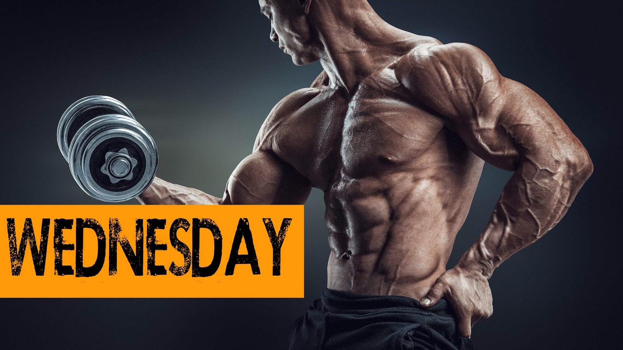 best daily gym workout routine wednesday youtube