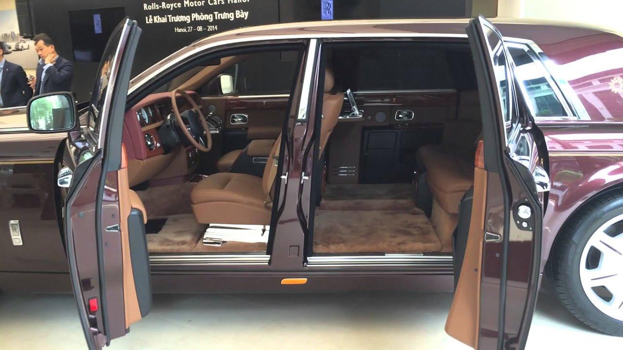 Tinhte.vn - Rolls-Royce Phantom bản Mặt Trời Phương Đông