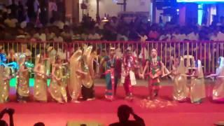UTSAV Deepavali Street Parade- Singapore Telugu Samajam Perf