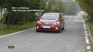 2014 Kia Forte /Cerato ( 2013 Kia k3 ) Test Drive
