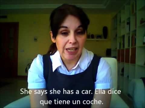 Lesson 29 Reported Speech.wmv Videos De Viajes
