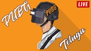 PUBG MOBILE TELUGU LIVE - KTX Telugu Gamer  ( Free Entry Tournament Win Upto 3000 )