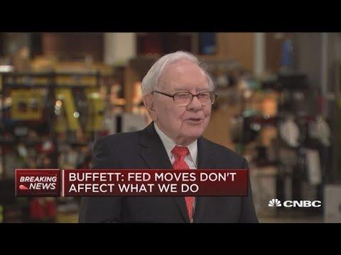 Warren Buffett on Nebraska Furniture Mart founder Rose Blumkin