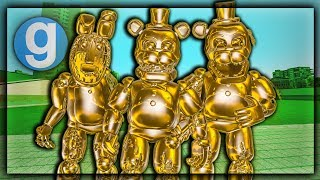 Gmod Fnaf - BRAND NEW FNAF 2 GOLDEN ANIMATRONICS PILL PACK