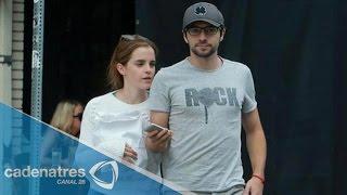¿El novio de Emma Watson es mexicano?