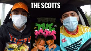 Baixar THE SCOTTS - TRAVIS SCOTT & KID CUDI | REACTION REVIEW