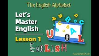 English Alphabet/song + translated الحروف الإنجليزية مع الترجمة