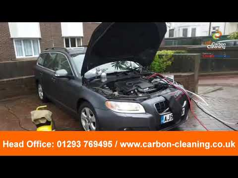 Volvo V40 DPF fault and cleaning