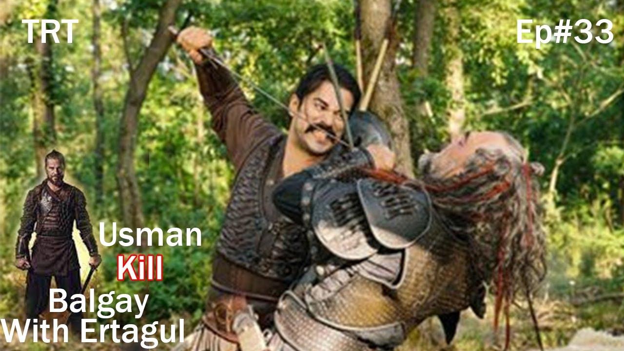 Download Usman kill Balgay with Ertagul help   Usman TRT   Ertagul