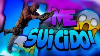 ¡¡ME SUICIDO EN EL PORTAVIONES!! - JDA BO2