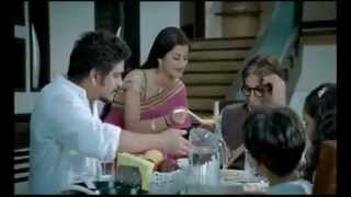 Amitabh Bacchan and Akkineni Nagarjuna in a Ad