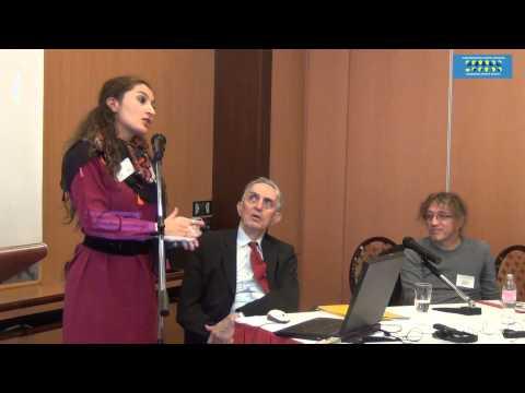 EUROPEAN CITIZENS INITIATIVE FOR MEDIA PLURALISM conference - Zoe Lefkofridi