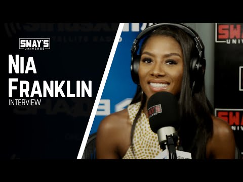 Miss America Nia Franklin Sings Over Sza Beat and Talks About Her Rise to The Crown