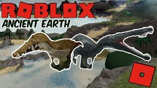 Roblox Ancient Earth - Revisiting Dinos World + New Updates!