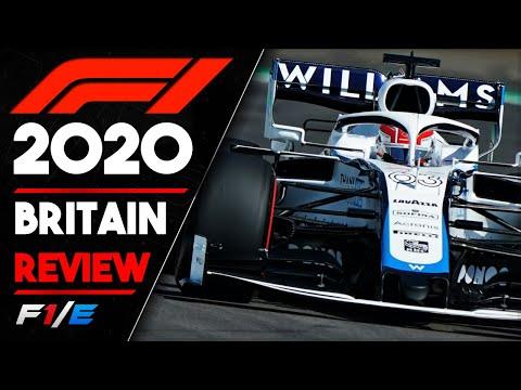 British Grand Prix Race Review F1 2020