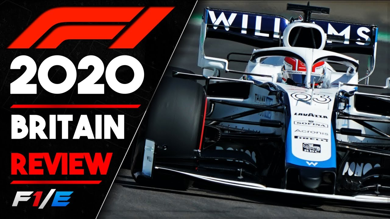 British Grand Prix Race Review F1 2020