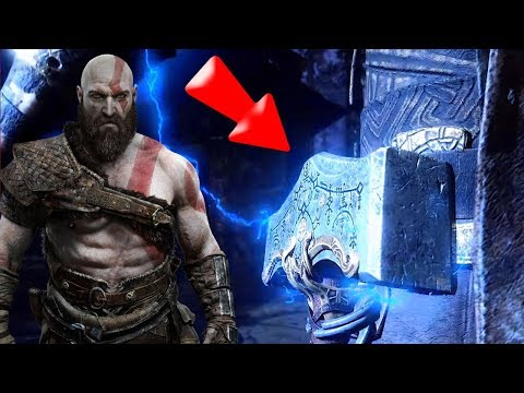 SEGREDO NO GOD OF WAR 4 - Easter Eggs dos jogos #120