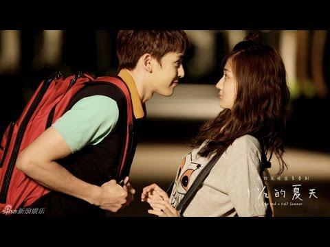 "One and a Half Summer M/V ""Say Goodbye With Tears"" (English sub) Nichkhun, Xu Lu & Jiang Jinfu"