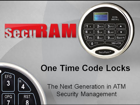 Introduction to ProLogic OTC SecuRam's ATM Lock System