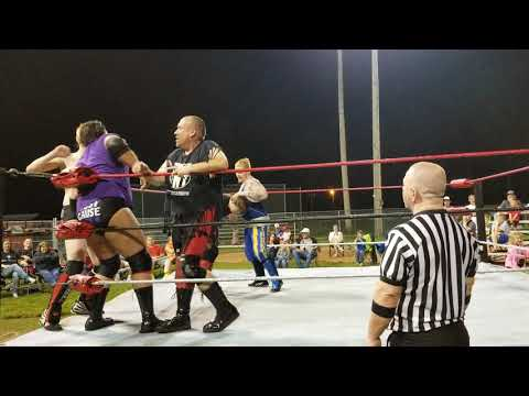 Central Wrestling Federation (CWF) Royal Rumble  officiated by Referee's Wayne silver & Toby Lee
