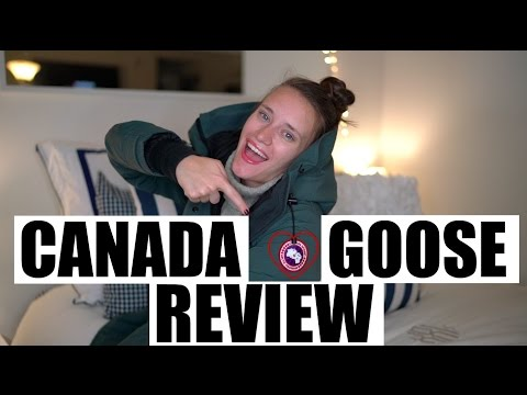 canada goose sale outlet review