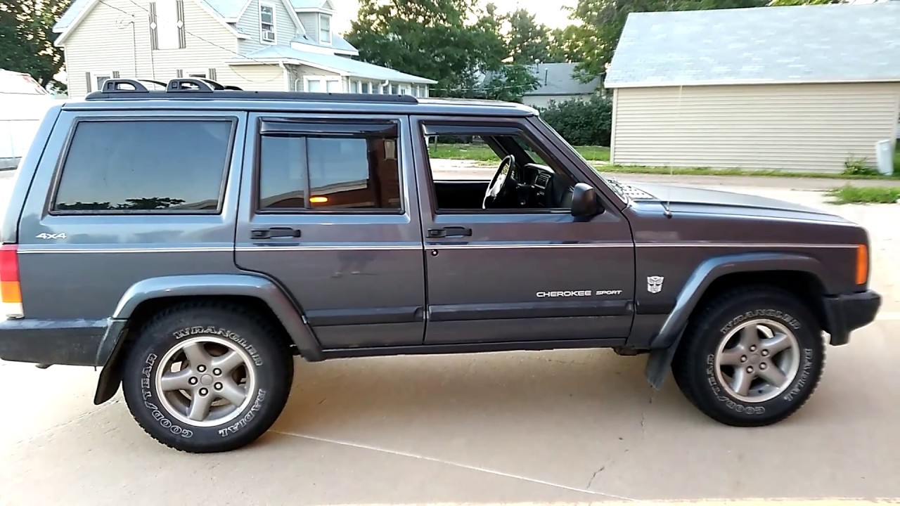 Before You Buy A Jeep Cherokee XJ Look For These Two Things
