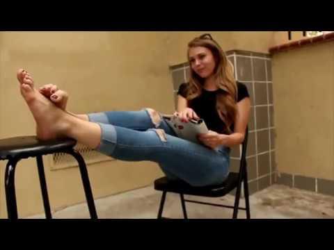 Hot Teen Feet