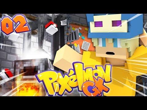 MACCHINA POKEBALL, FARM DI GHICOCCHE E PRIME CATTURE! - Minecraft ITA - Pixelmon GX #2