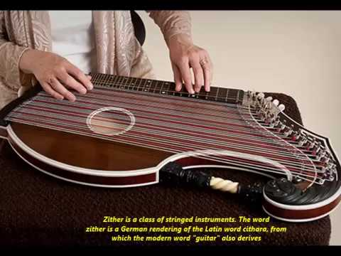 Zither concert