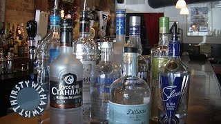The Best Vodka Taste Test You'll Ever Do! Potatoes not Included.