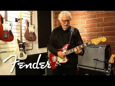 Bob Berryhill on his Fender Jaguar | Fender
