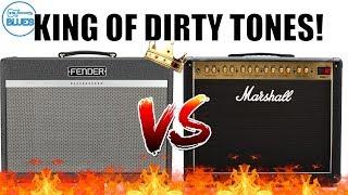 Fender Bassbreaker 30R vs Marshall DSL40CR: The Drive Channel KING!?