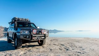 How is your Toyota Land Cruiser 100 series outfitted? ARB 4x4 Acces...