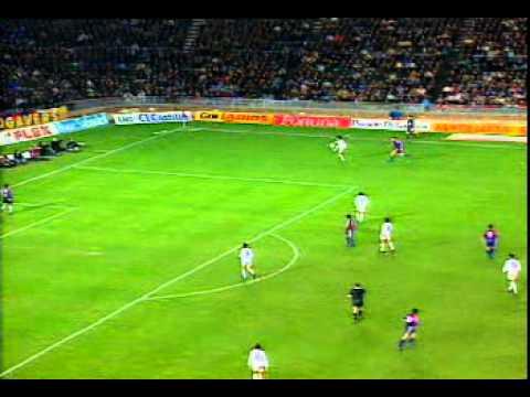 Barcelona 5 - Madrid 0 (93/94)