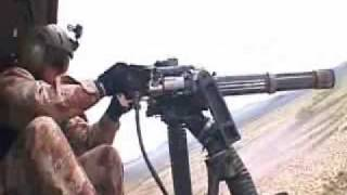 VIDEO PROMOCIONAL DE DILLON AERO M134 GATLING GUN