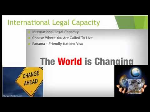 Move To Panama Webinar 1 - Immigration & Banking HD