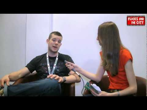Russell Tovey Interview on Being Human, Him And Her & Sherlock